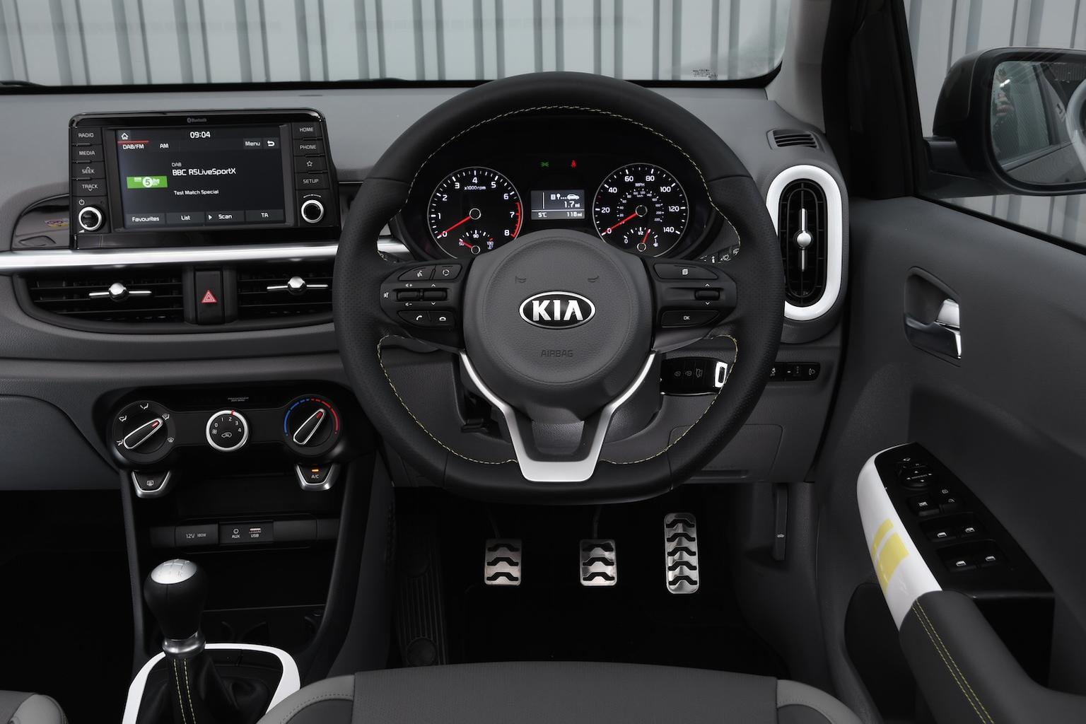 2018 Kia Picanto X-Line review - price, specs and release date