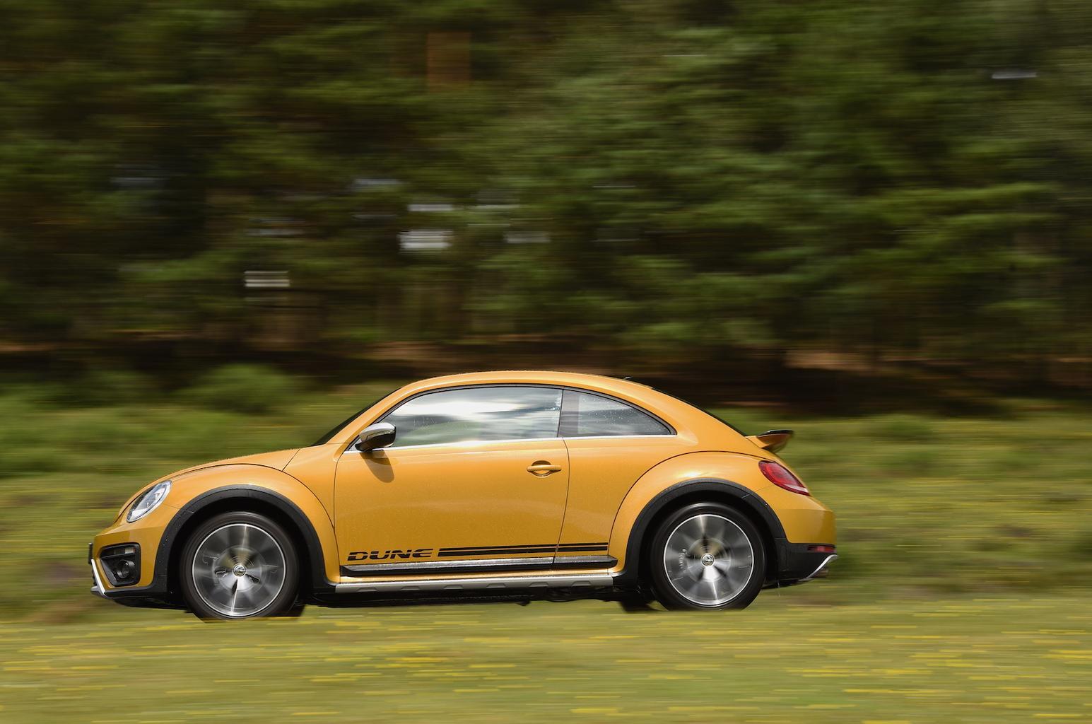 2016 Volkswagen Beetle 1.2 TSI 105 Dune review