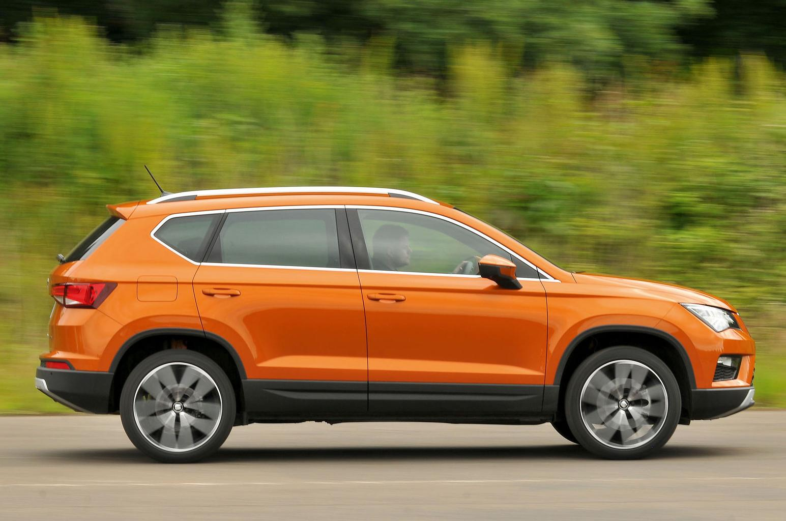 New Seat Ateca First Edition specification decided by public vote