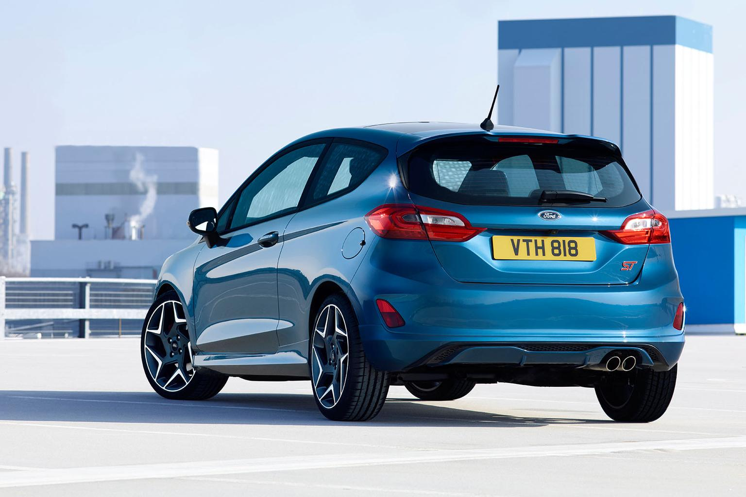 2018 Ford Fiesta ST – price, specs and release date