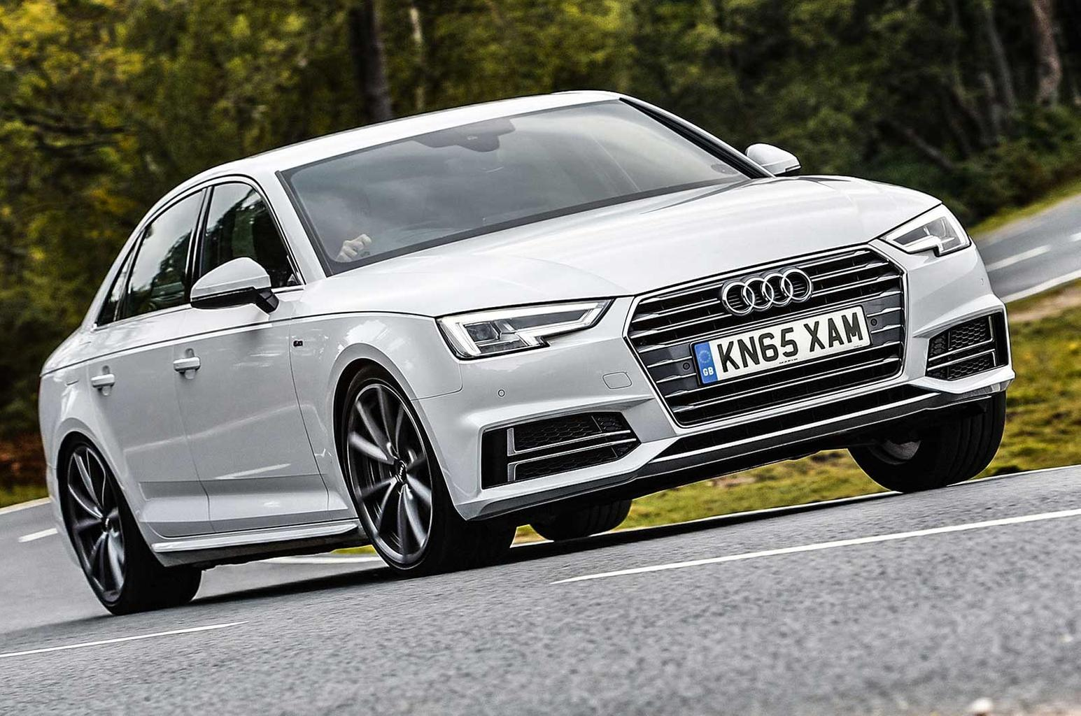 New car deal of the day: Audi A4