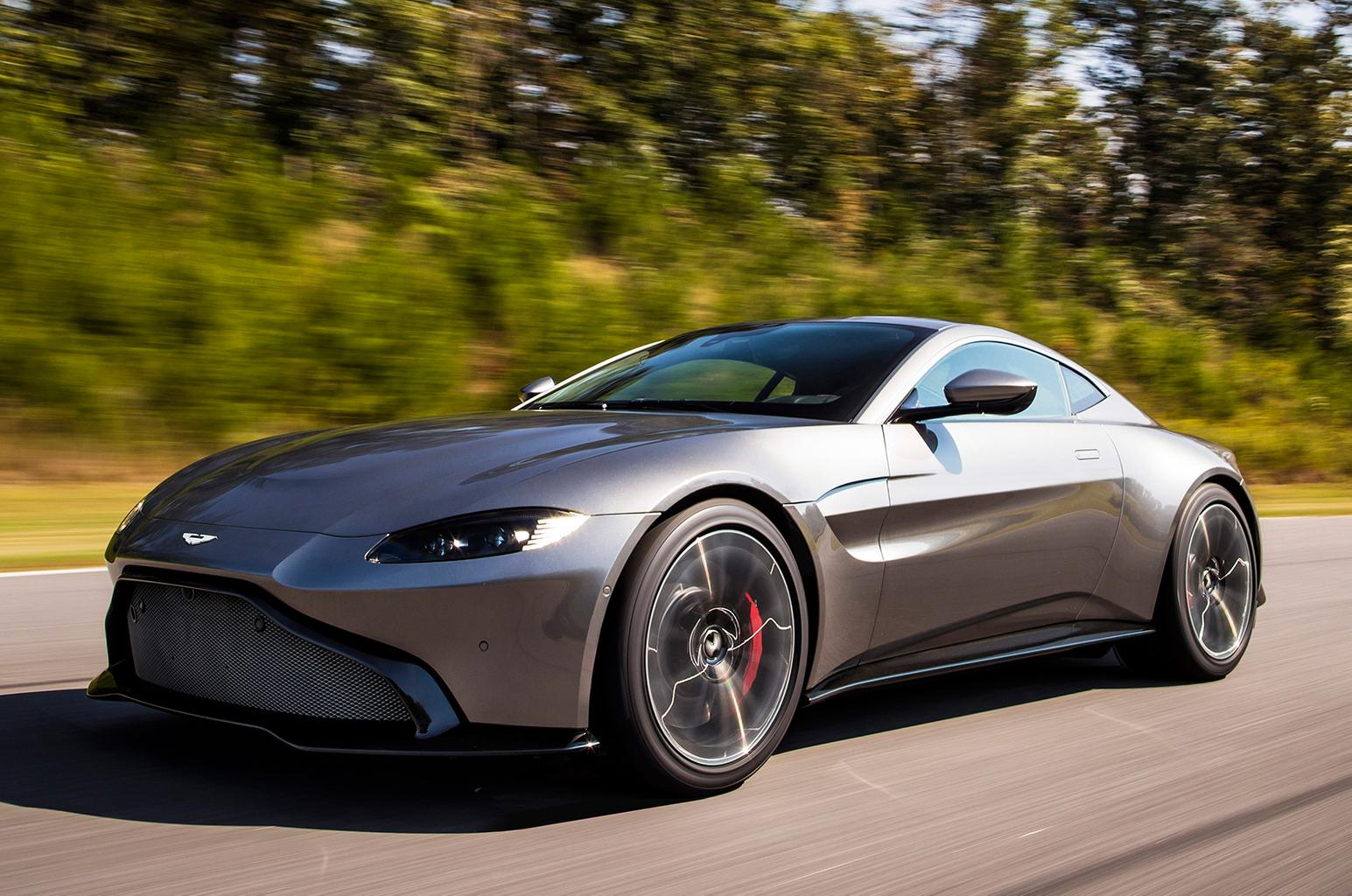 Aston Martin Vantage Revealed Price Specs And Release Date - How much do aston martins cost