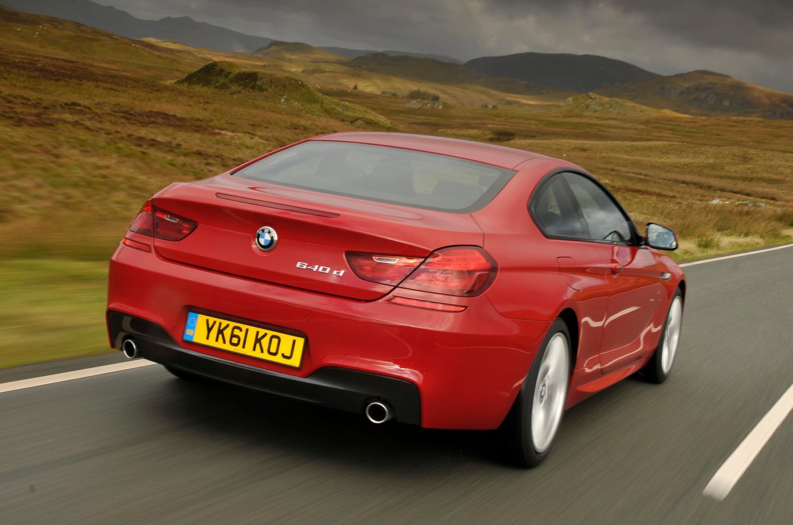 Used BMW 6 Series Coupe vs Jaguar XK