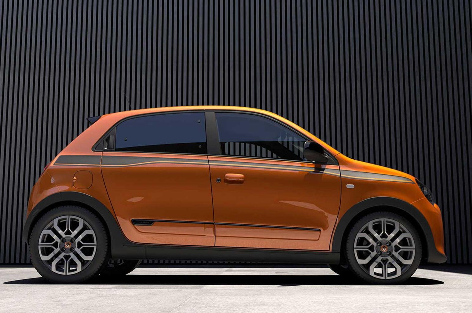New Renault Twingo GT unveiled