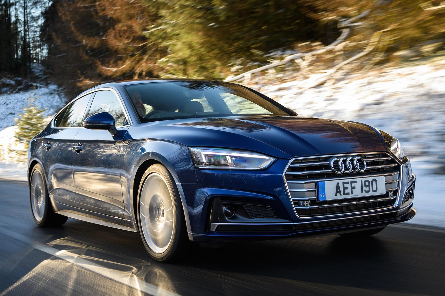 Best and worst executive cars 2018