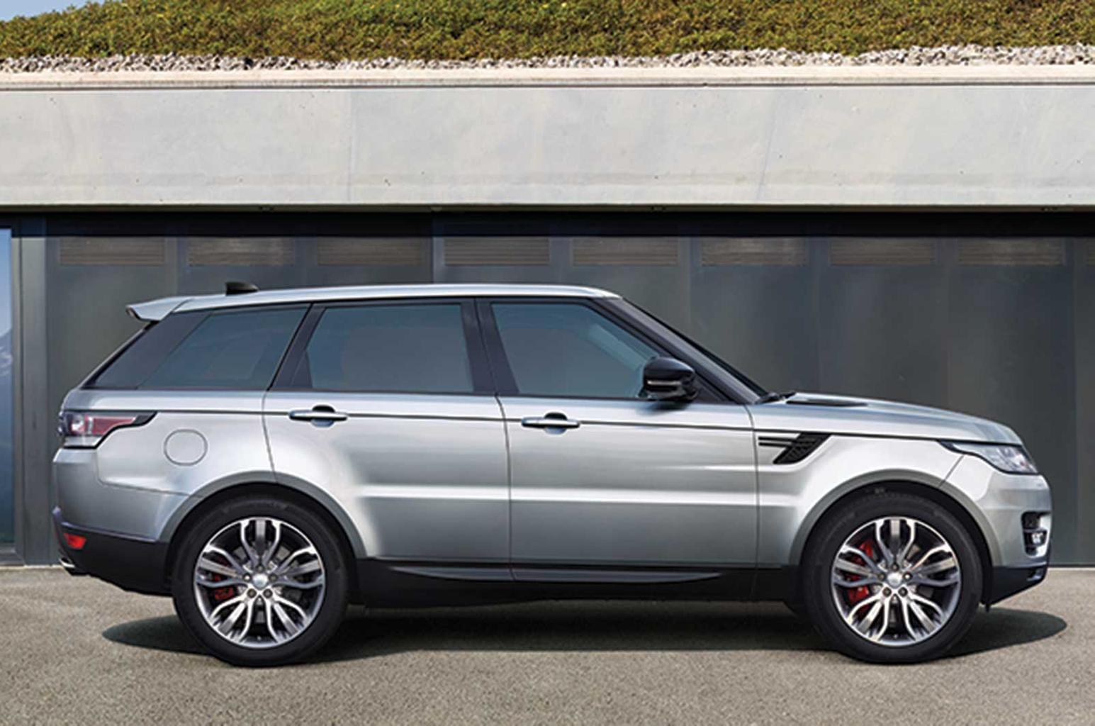 Range Rover and Range Rover Sport updated for MY2017
