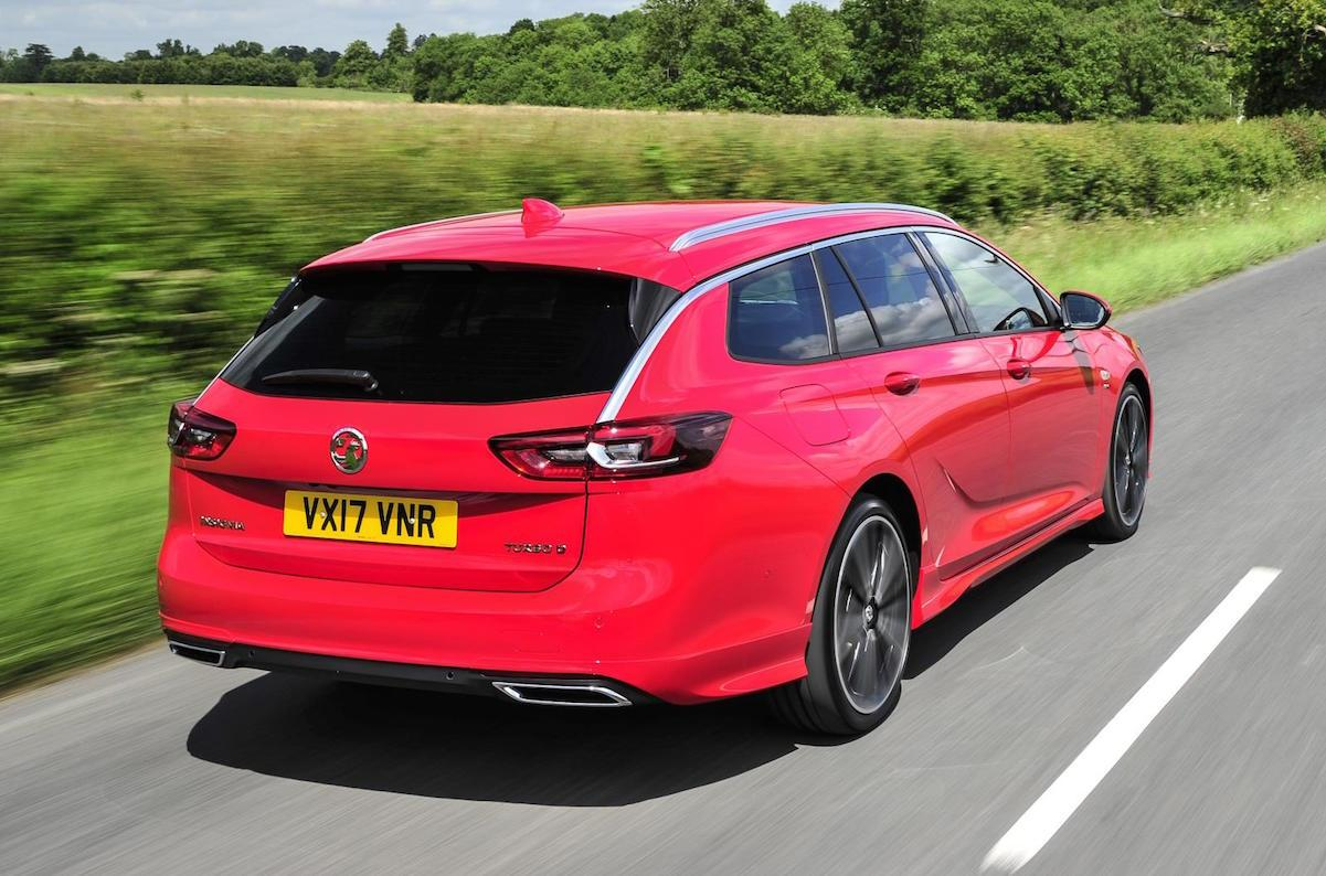 2017 Vauxhall Insignia Sports Tourer review - price, specs and release date