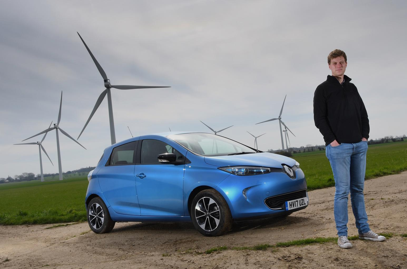 Renault Zoe long-term test review