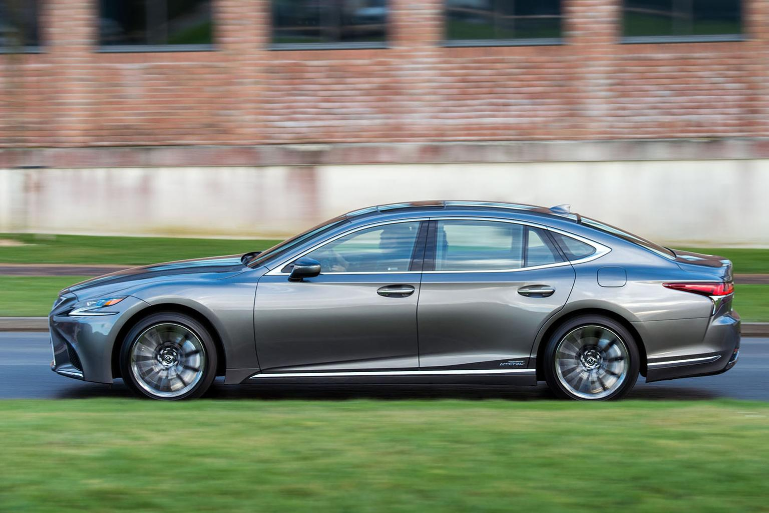 2018 Lexus LS 500h review – price, specs and release date
