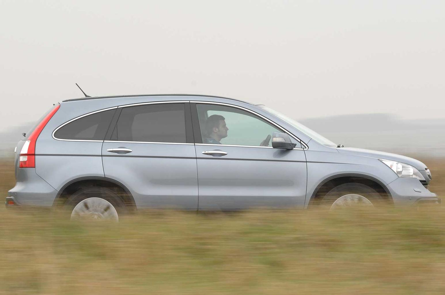 Used car of the week: Honda CR-V
