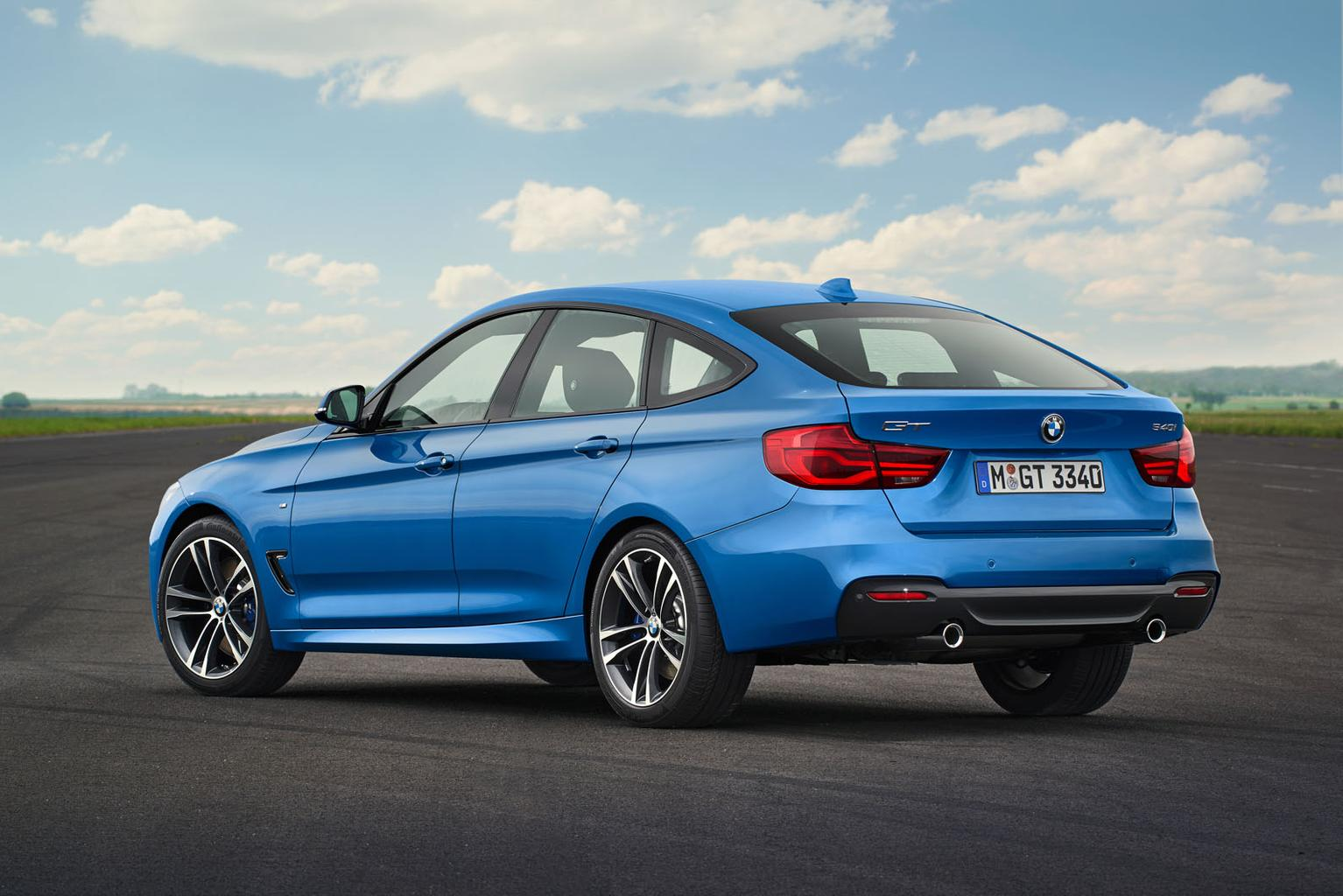 Facelifted BMW 3 Series Gran Turismo to go on sale in July