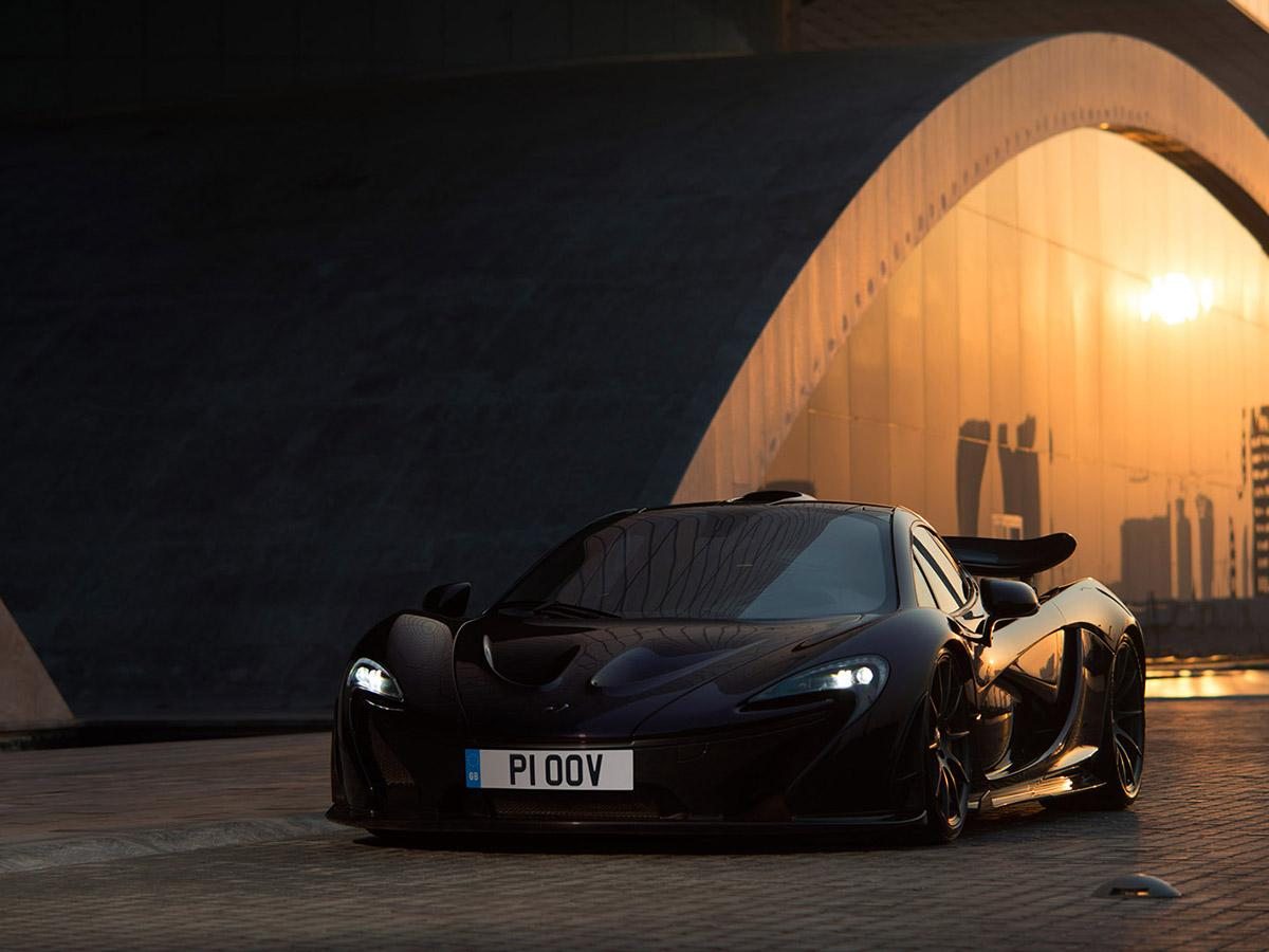Sponsored: The birth of the modern supercar, in 20 steps