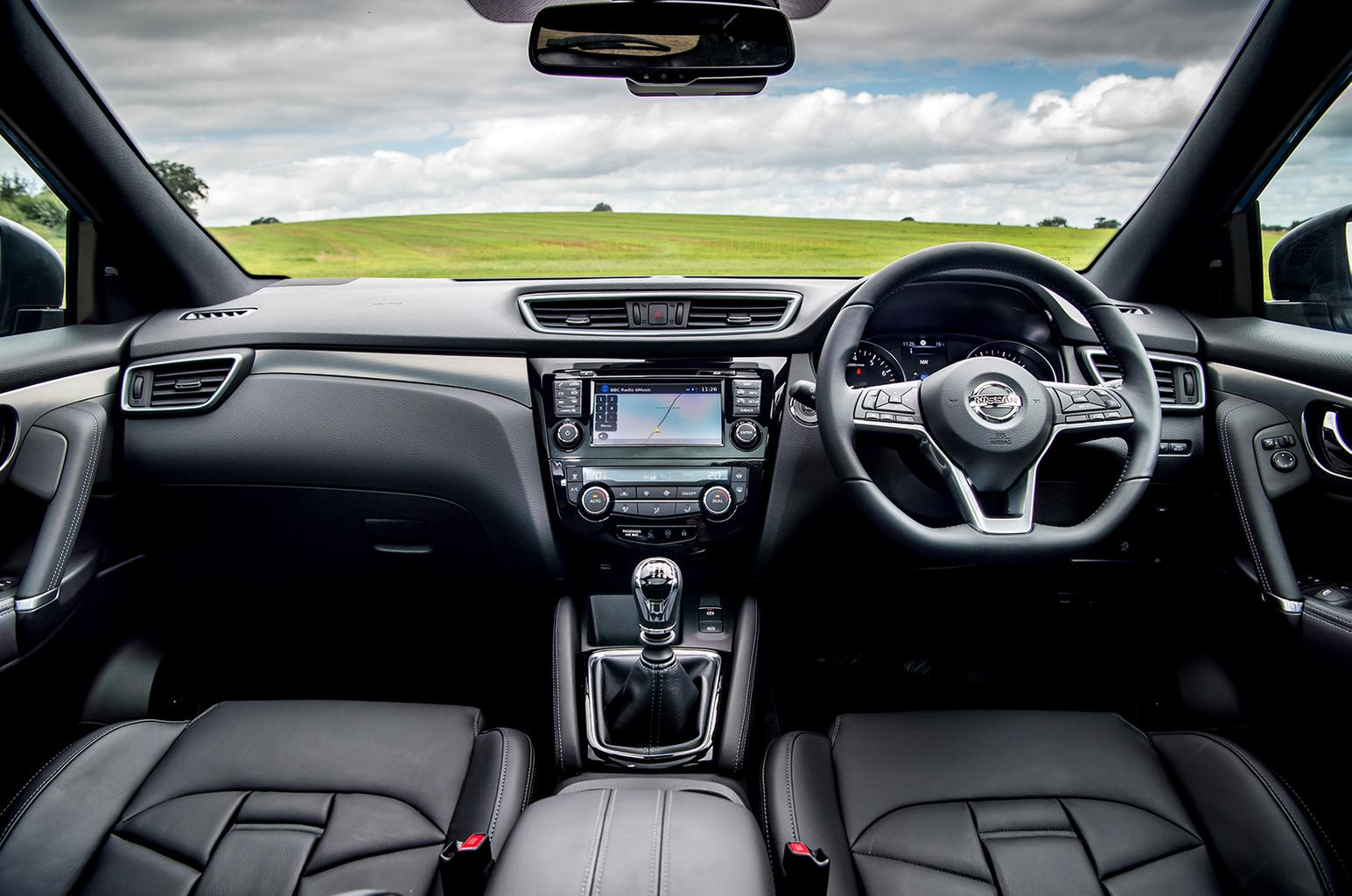 How to spec a Nissan Qashqai