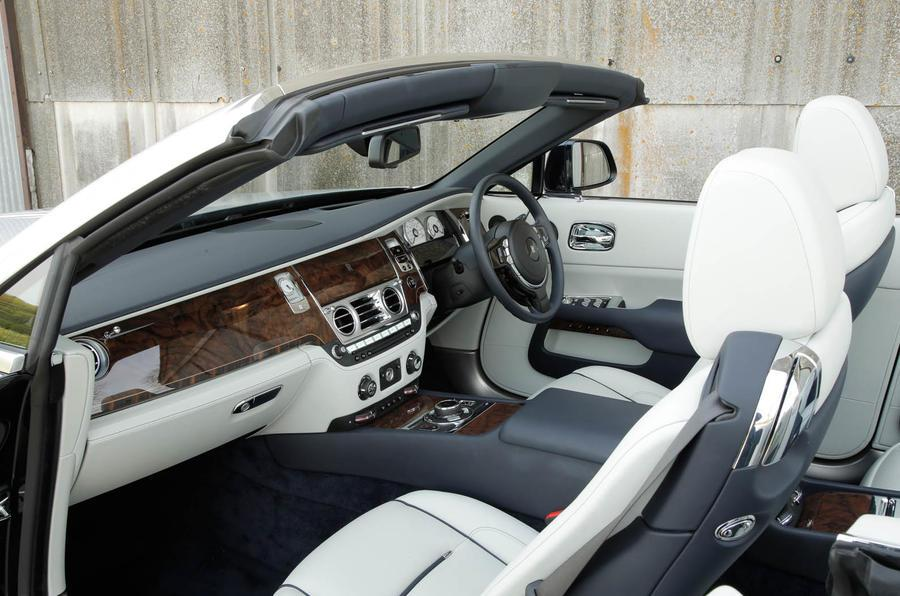 The best car interiors