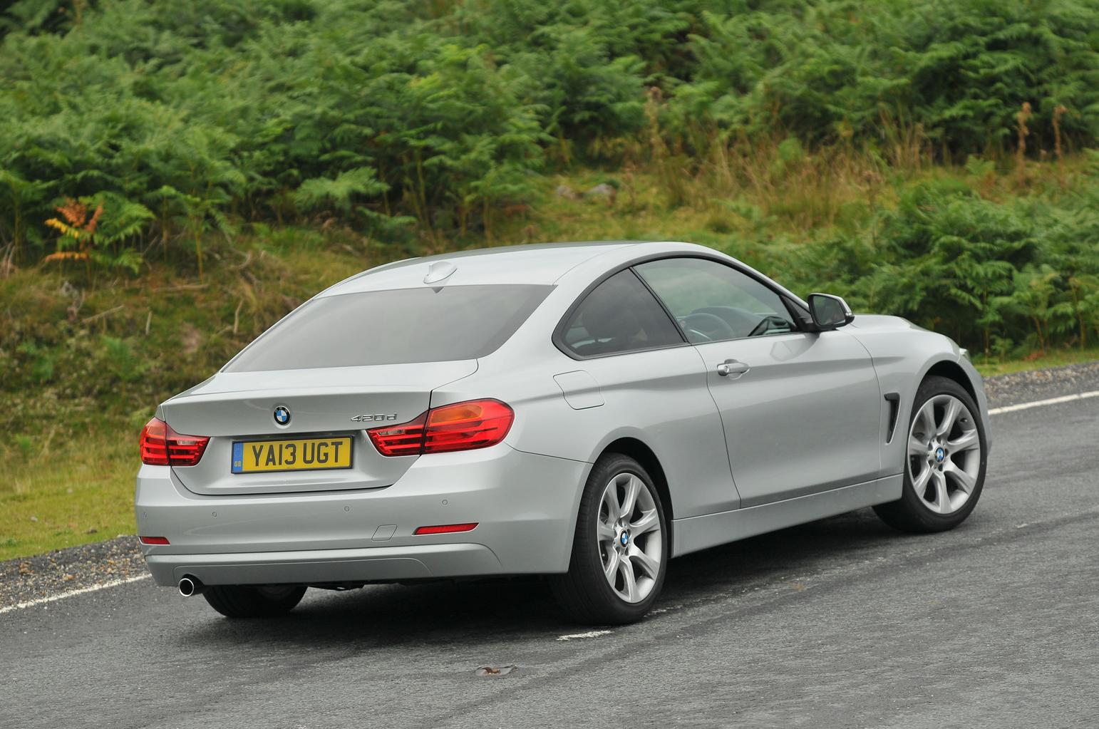 Deal of the day: BMW 4 Series Coupe