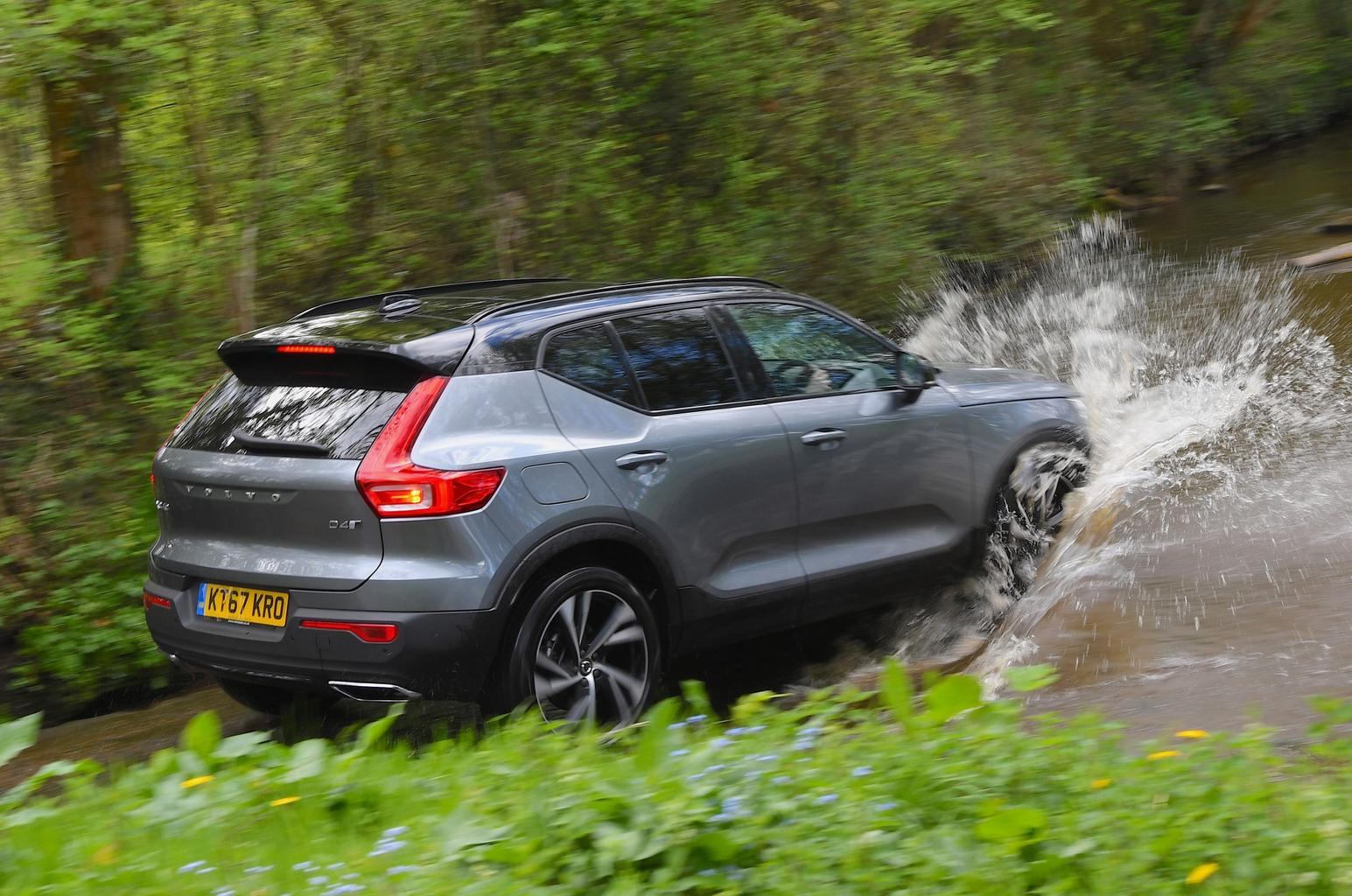 Volvo XC40 long-term test review