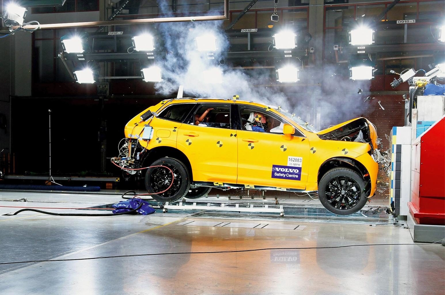Car safety technology - how it's sending repair prices soaring