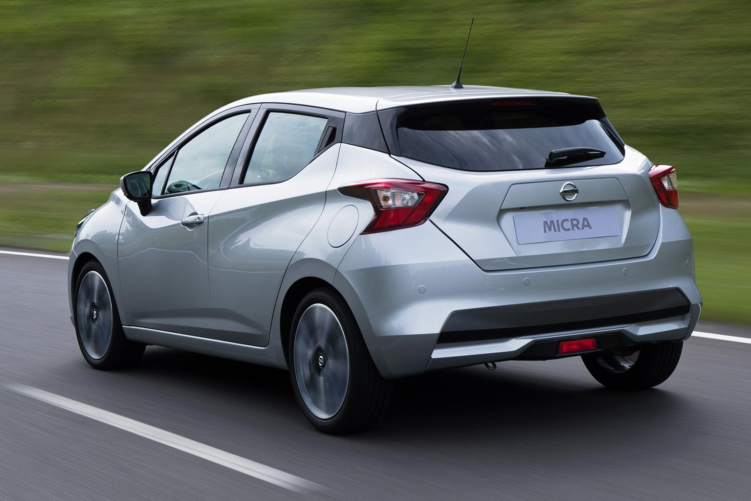 New Nissan Micra to cost from £11,995