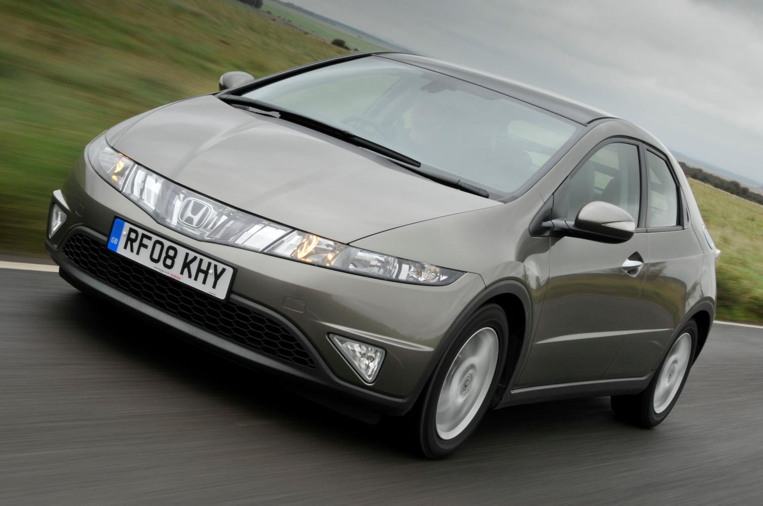 Used test: Honda Civic vs Volkswagen Golf vs Audi A3 vs BMW 1 Series