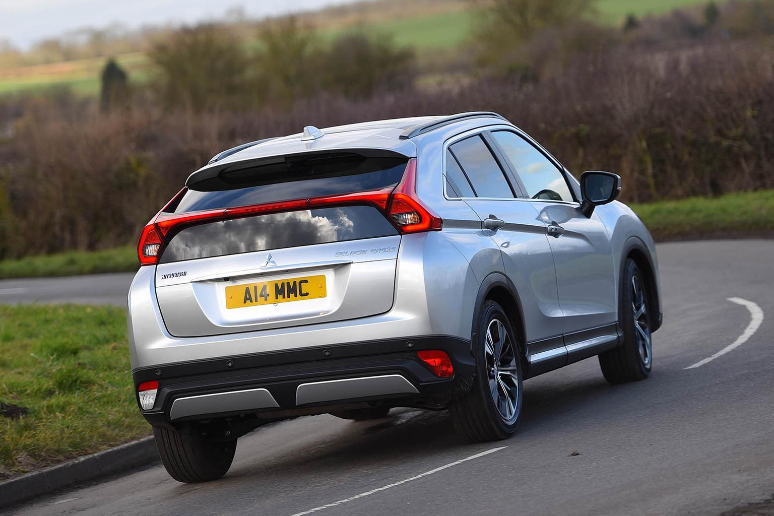 New Mitsubishi Eclipse Cross vs Nissan Qashqai vs Skoda Karoq