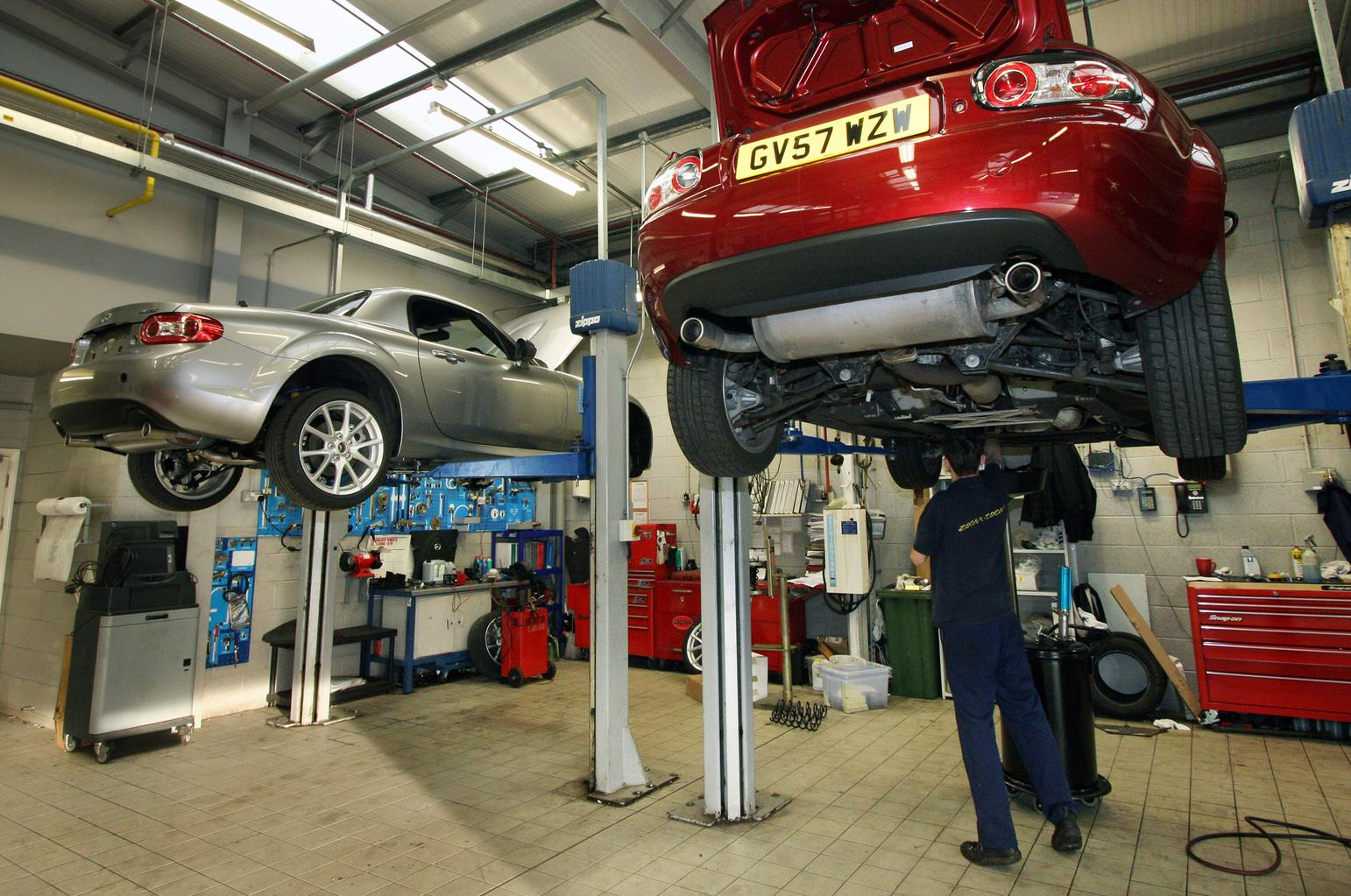 How to have your car serviced