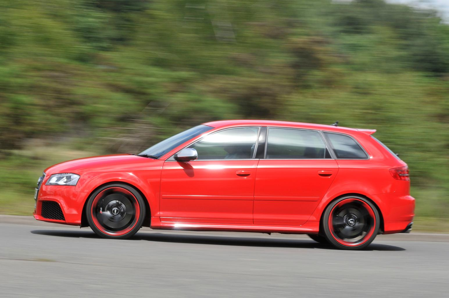 Used Audi RS3 vs BMW 1 M Coupe