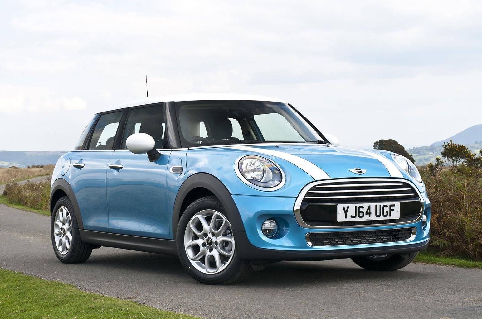 The UK's narrowest new cars revealed