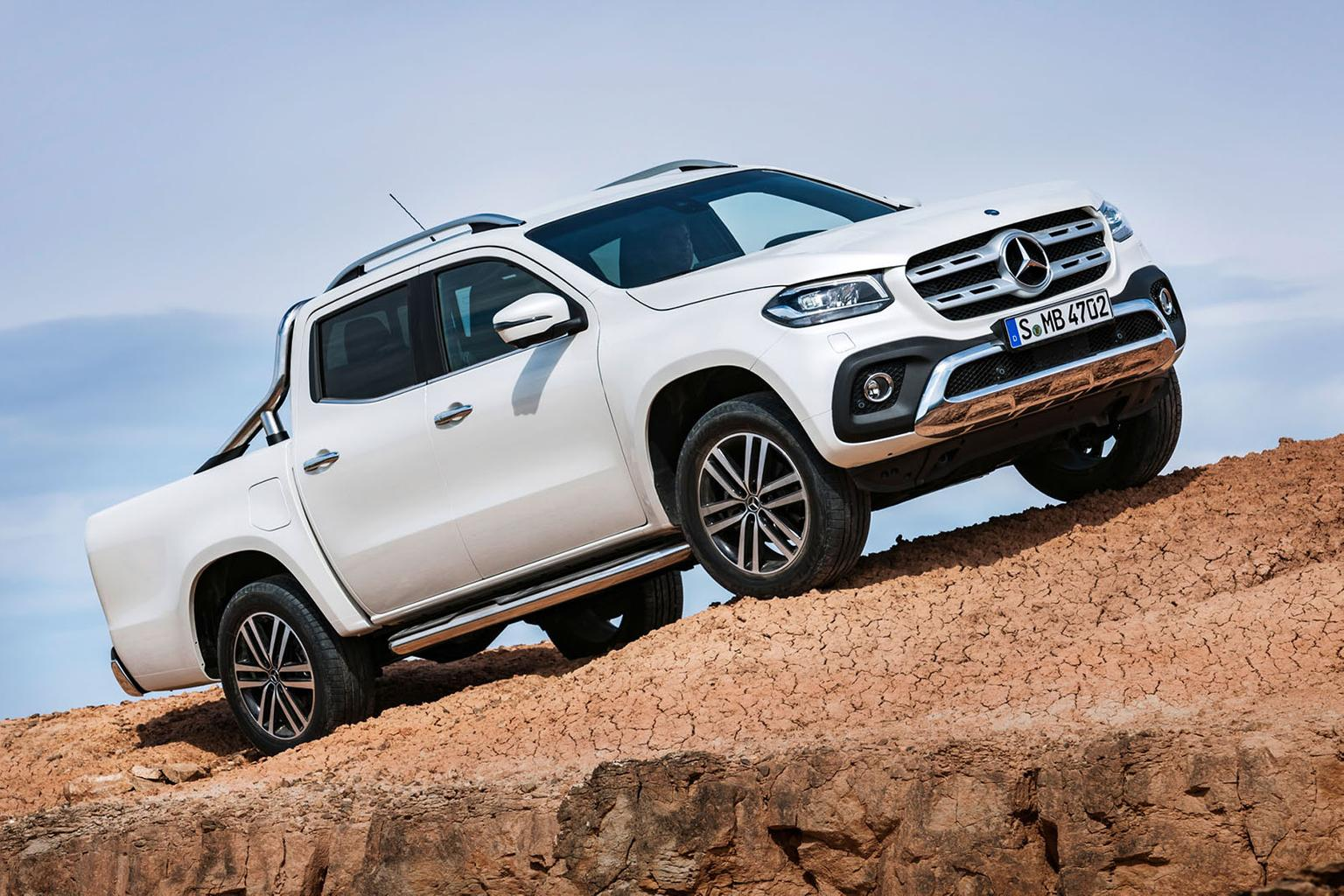 Mercedes X-Class – prices, specs and release date