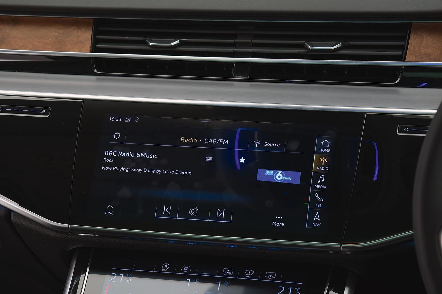 New Lexus LS vs Audi A8