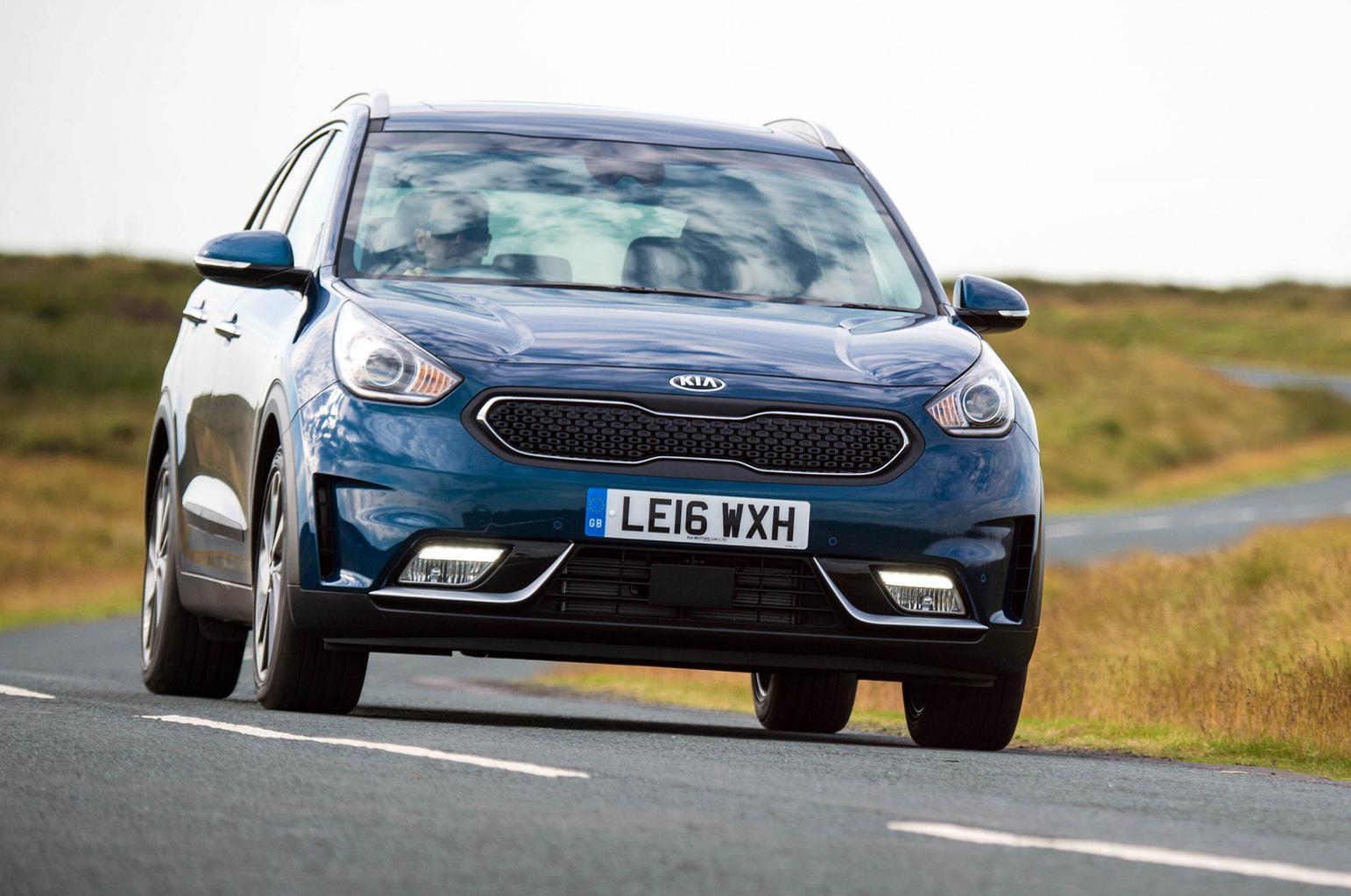 2016 Kia Niro UK review