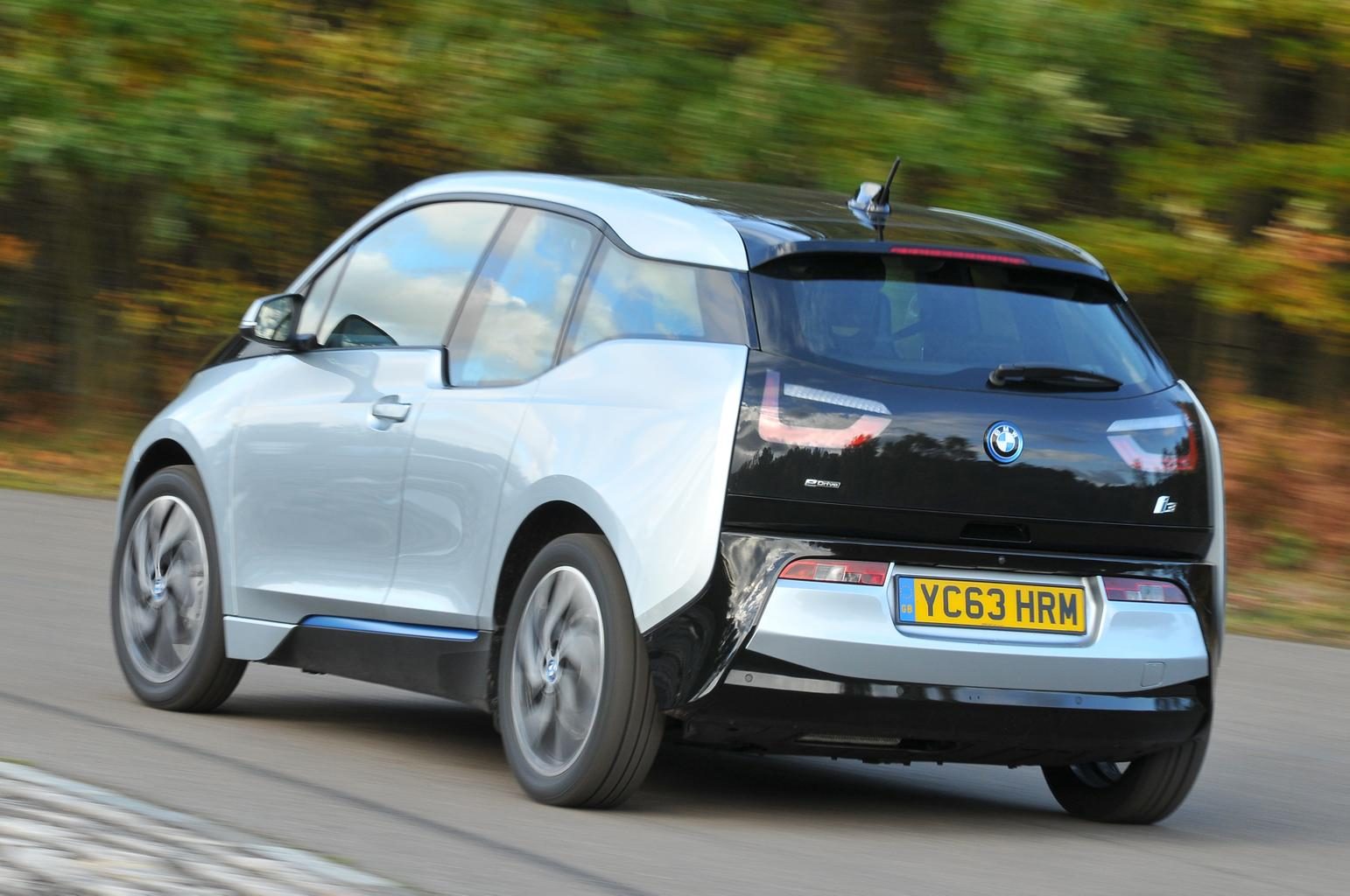 Seven reasons to buy a BMW i3