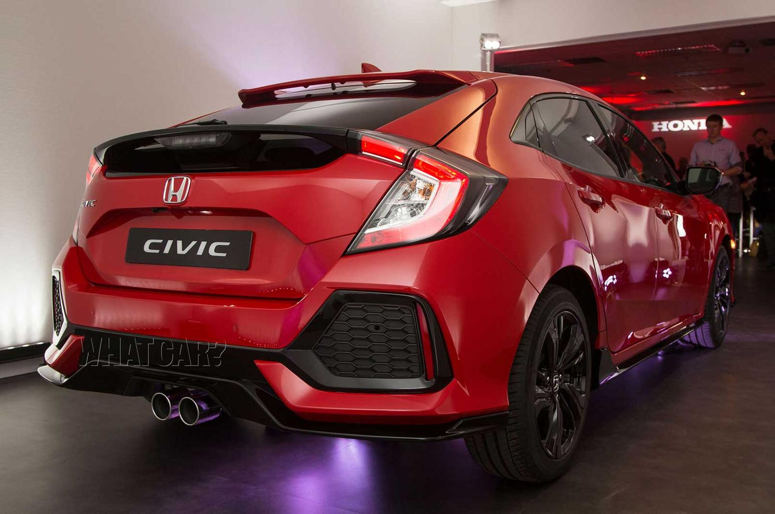 2017 Honda Civic revealed - everything you need to know
