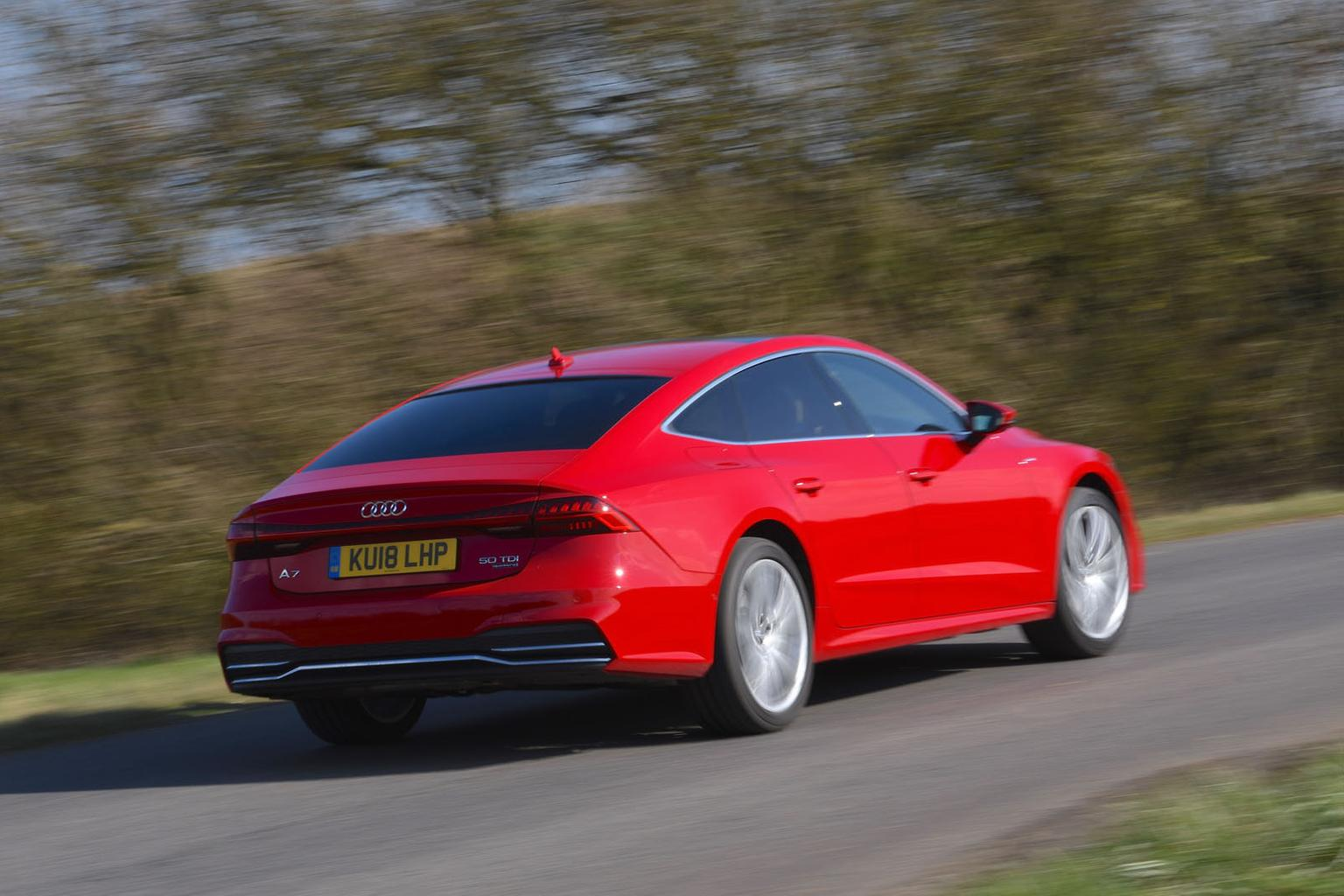 New Audi A7 Sportback & Mercedes-Benz CLS vs BMW 6 Series GT
