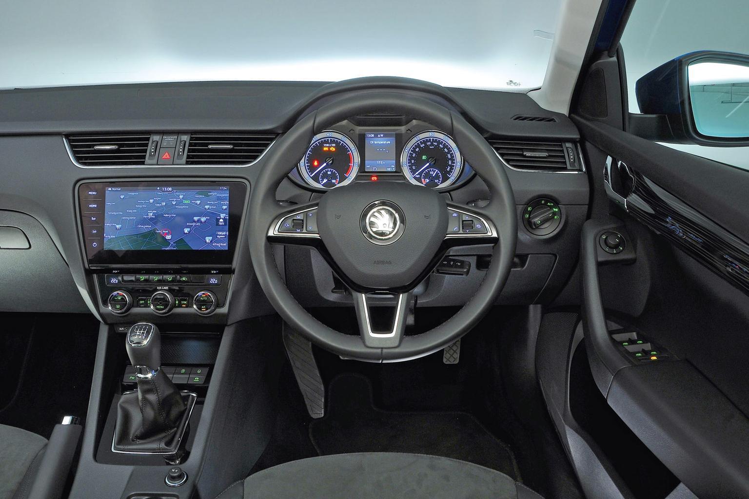 New Skoda Octavia & Volkswagen Golf vs Peugeot 308