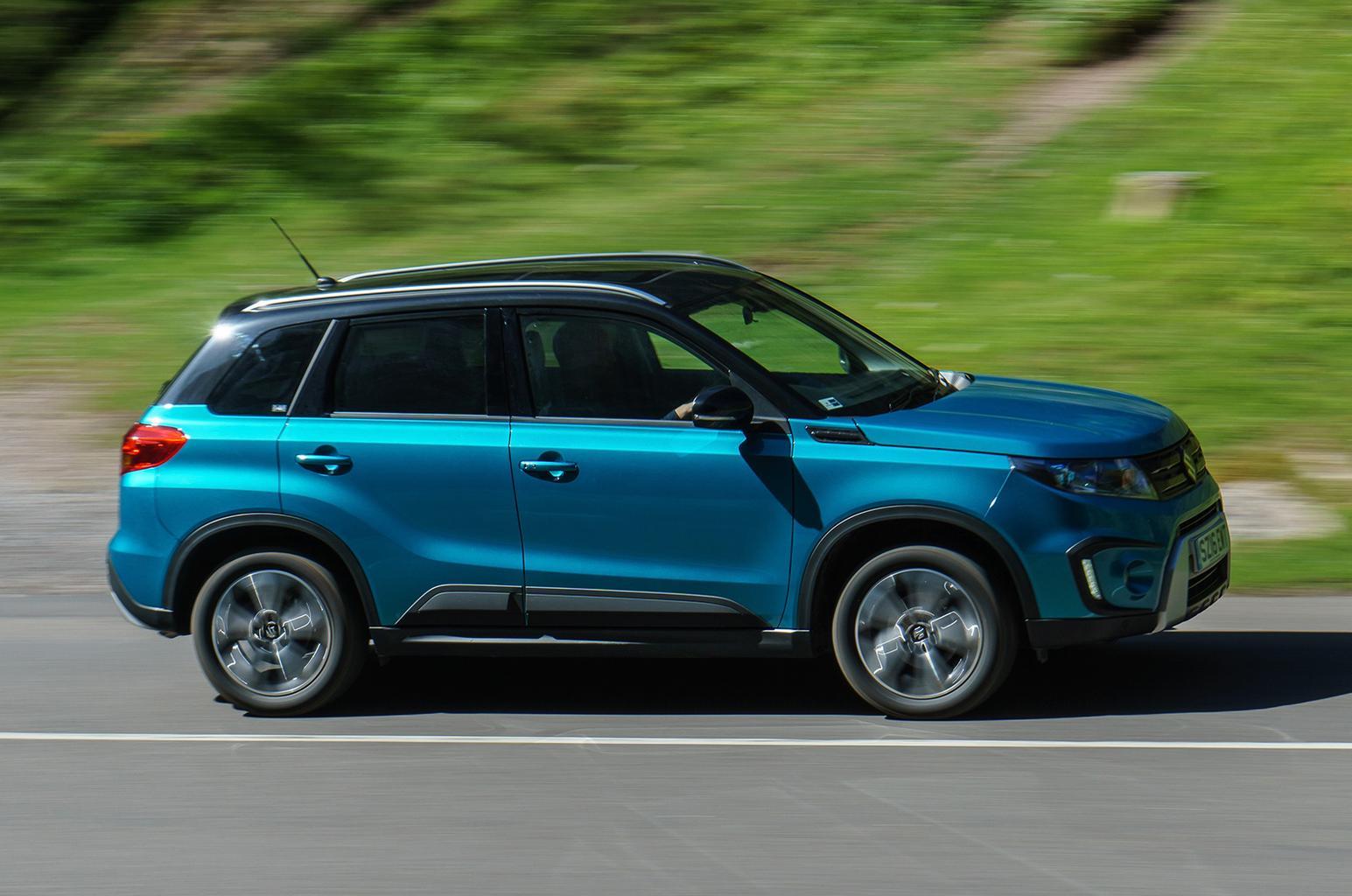 How to spec a Suzuki Vitara