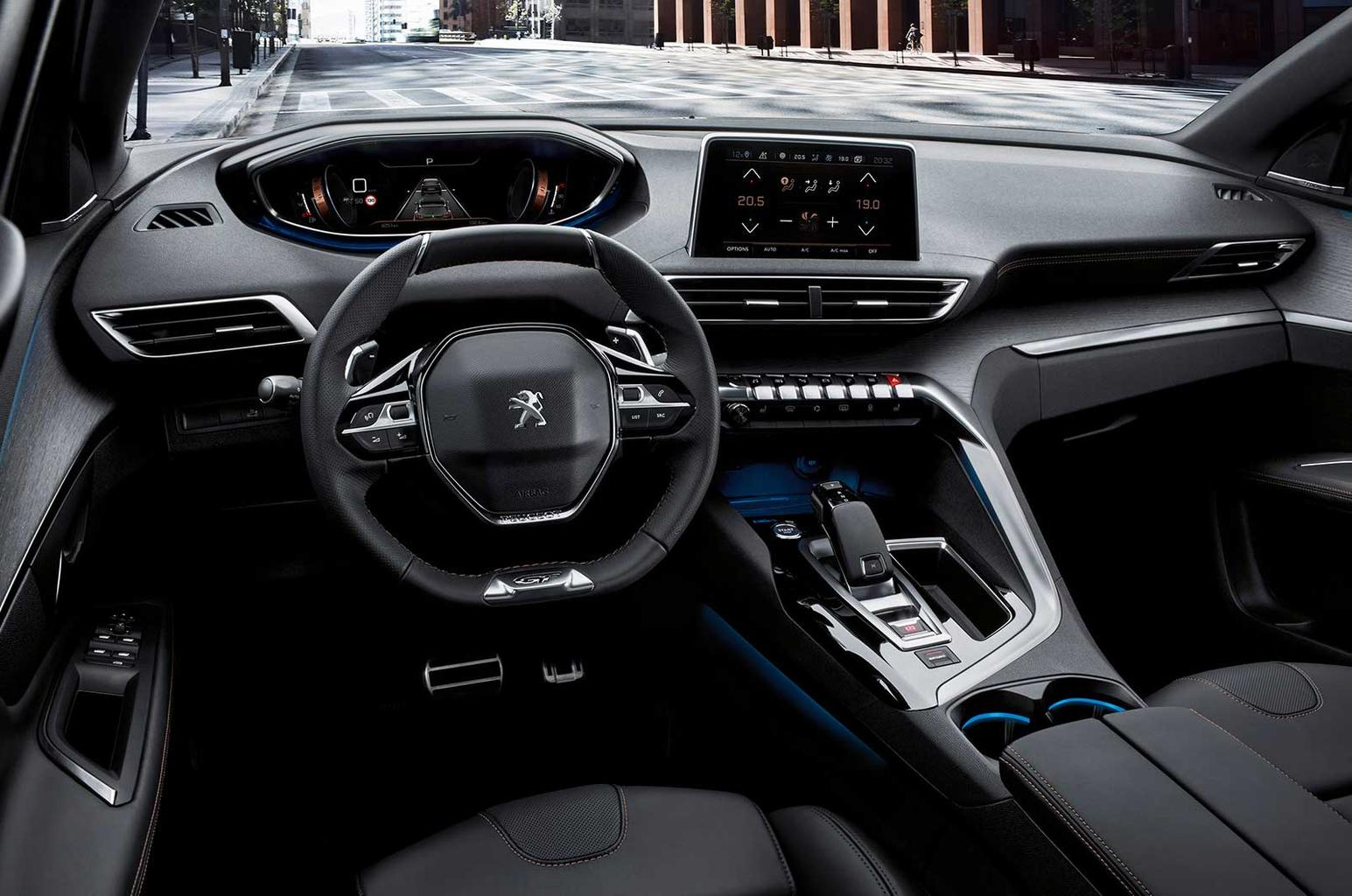 New Peugeot 5008 - everything you need to know