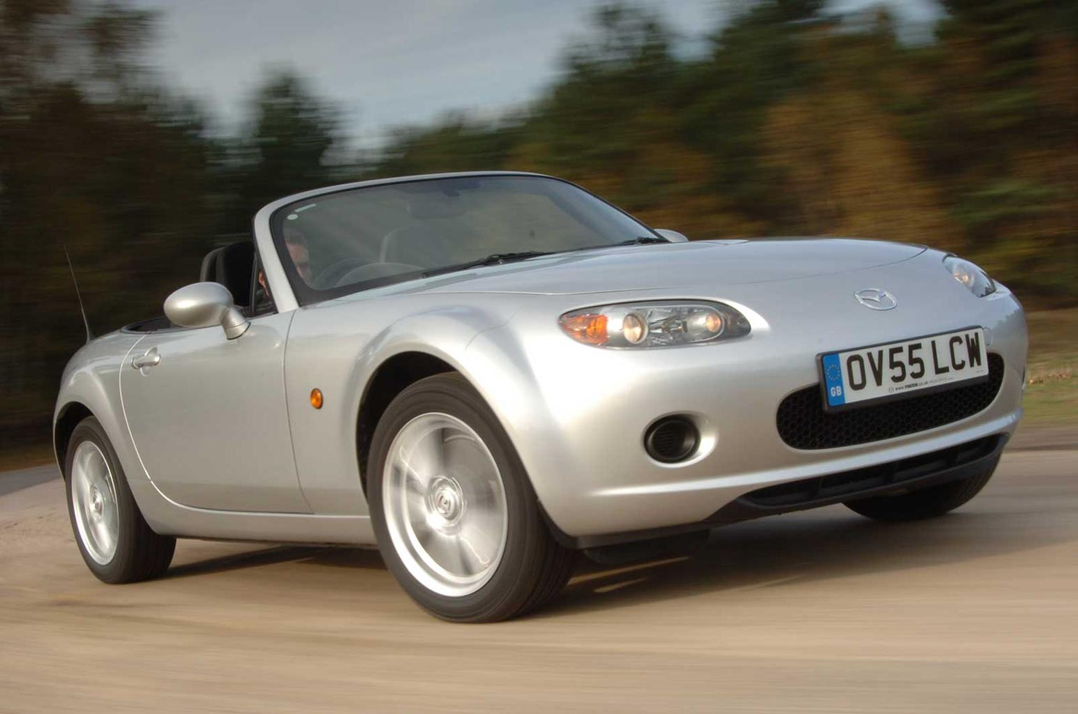 10 reasons to buy a Mazda MX-5