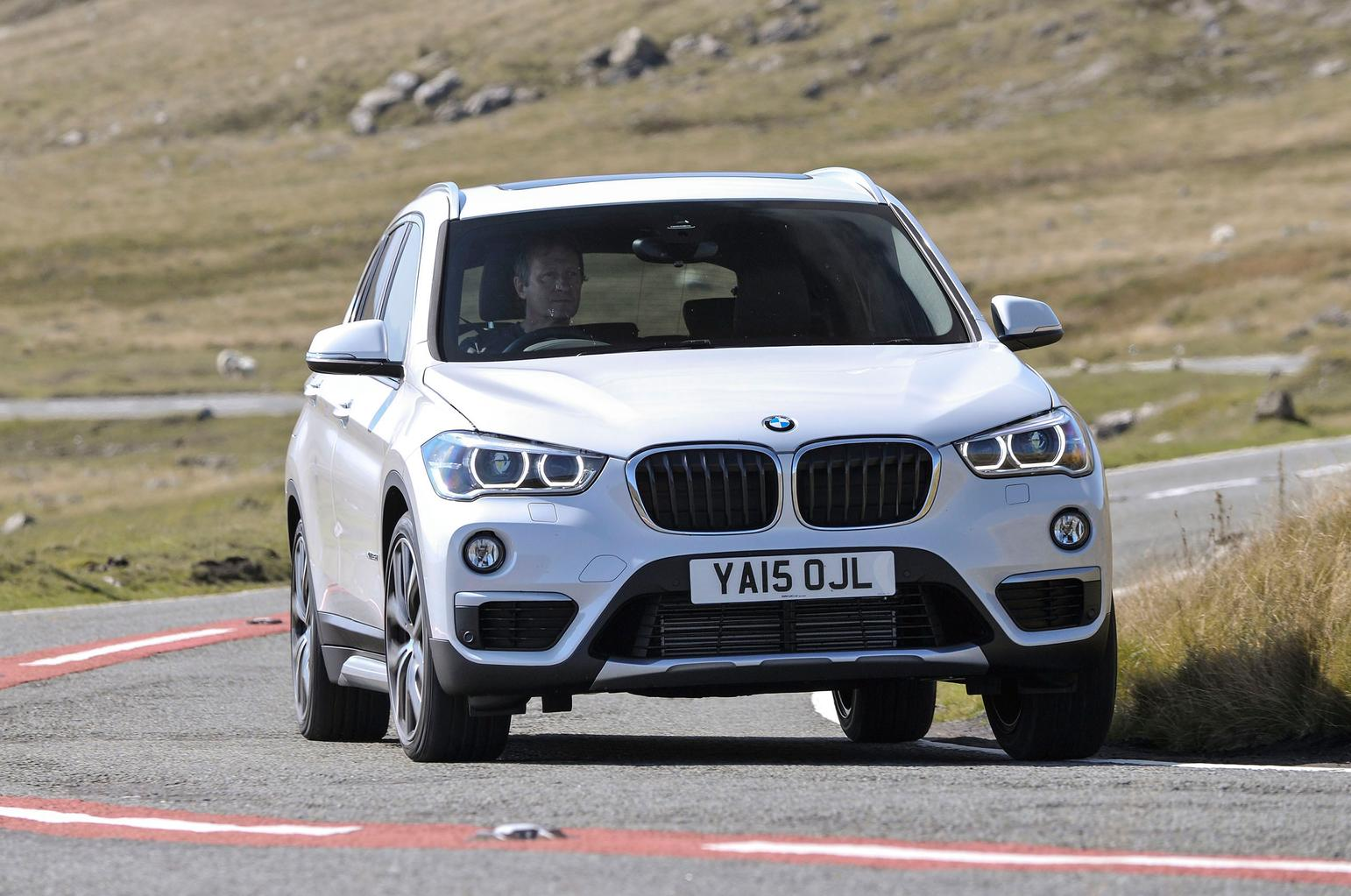 7 reasons to buy a BMW X1