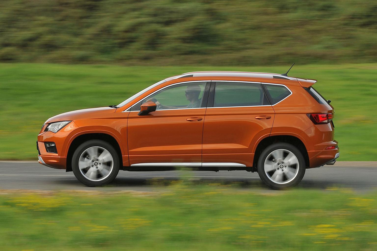 Seat Ateca 1.4 TSI 150 FR review – price, specs and release date