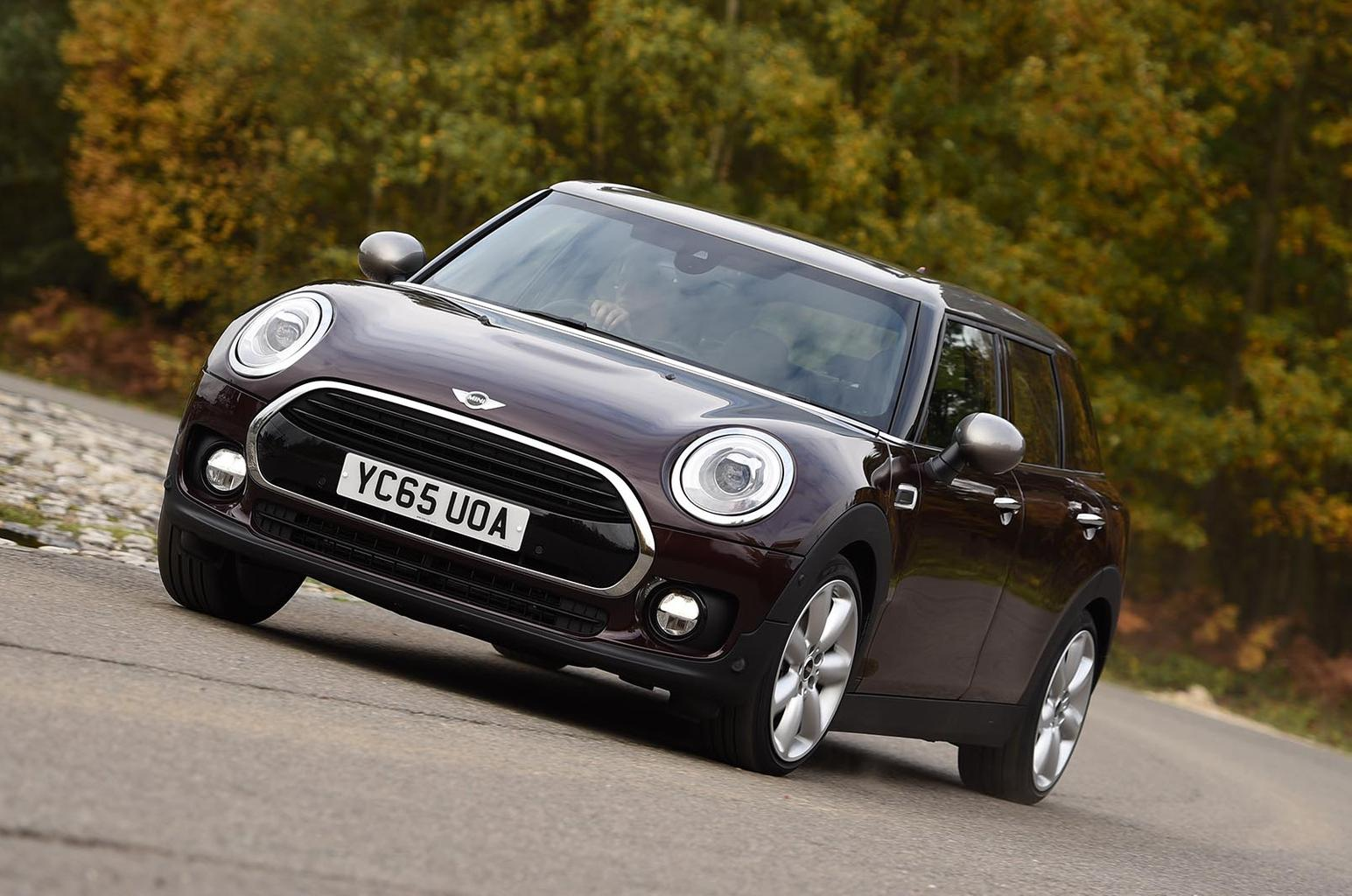 Used Audi A3 Sportback vs Mini Clubman