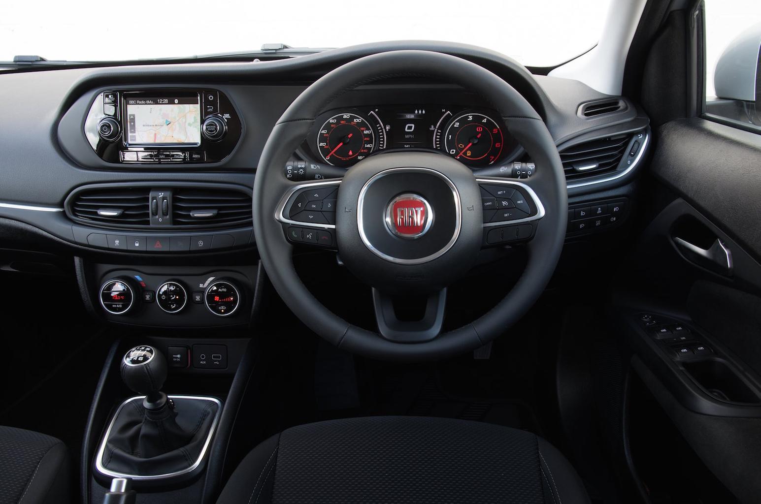 2016 Fiat Tipo 1.6 Multijet II review