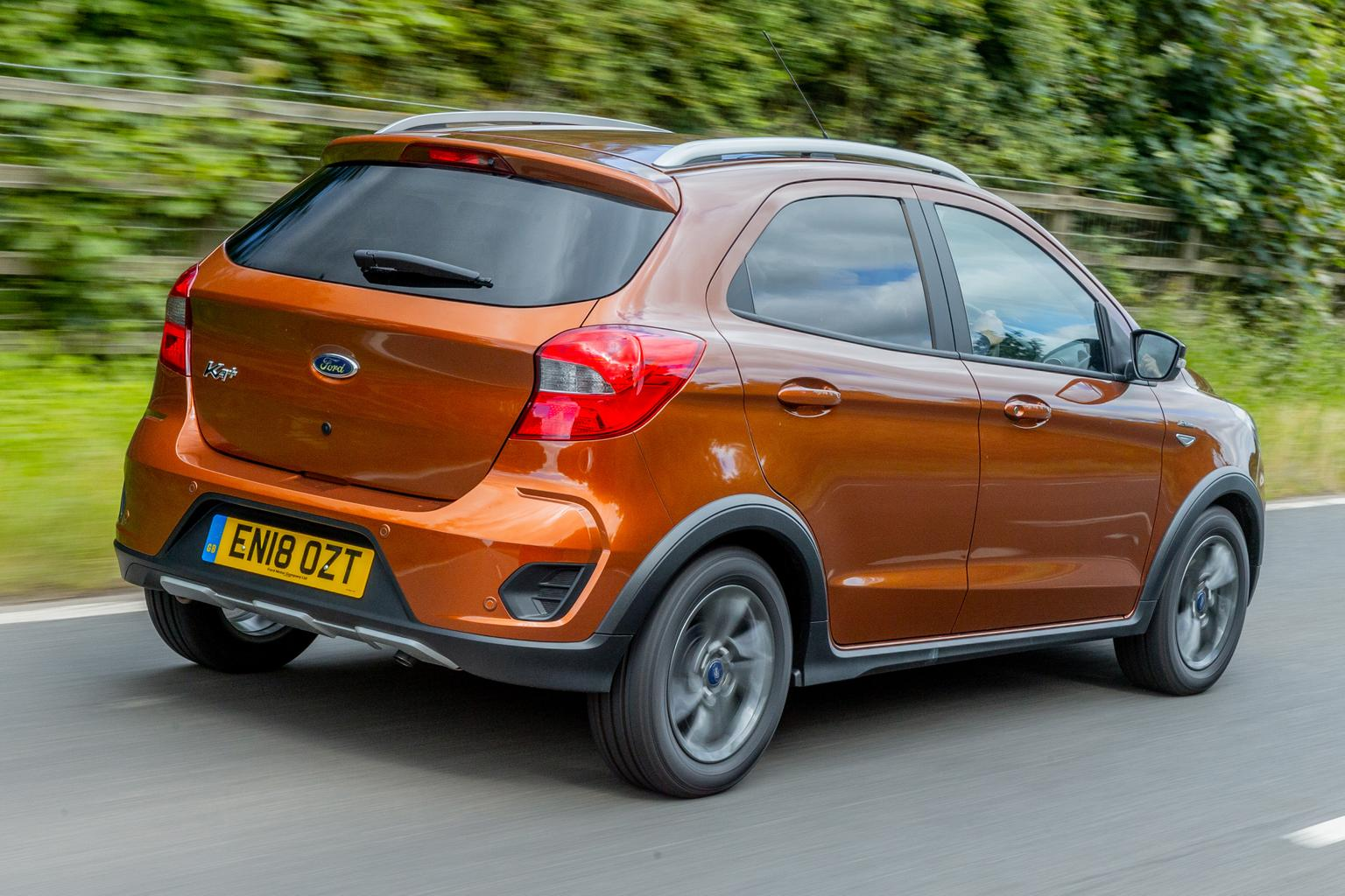 Ford Ka Active Review Price Specs And Release Date