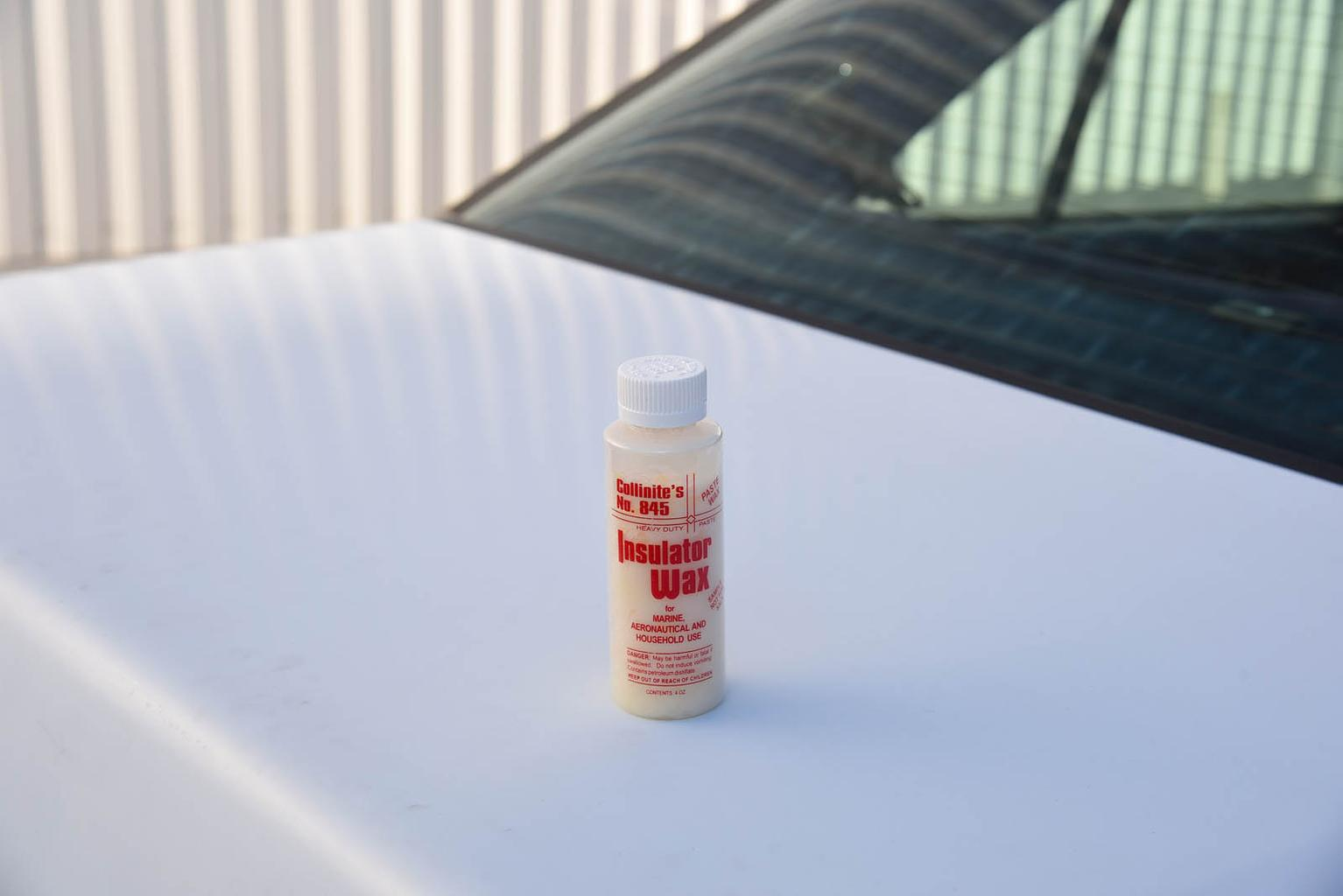What is the best car wax 2018?