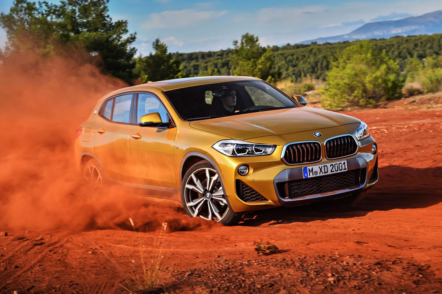2018 BMW X2 – price, specs and release date