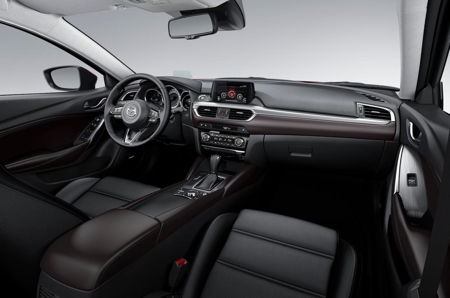 2017 Mazda 6 2.2 Skyactiv D 150 Review