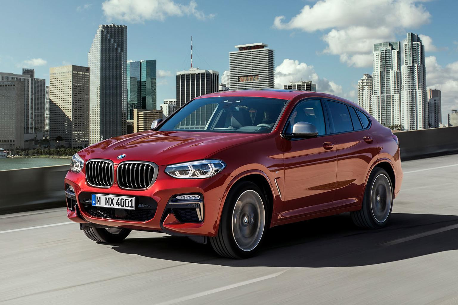 2018 BMW X4 – price, specs and release date