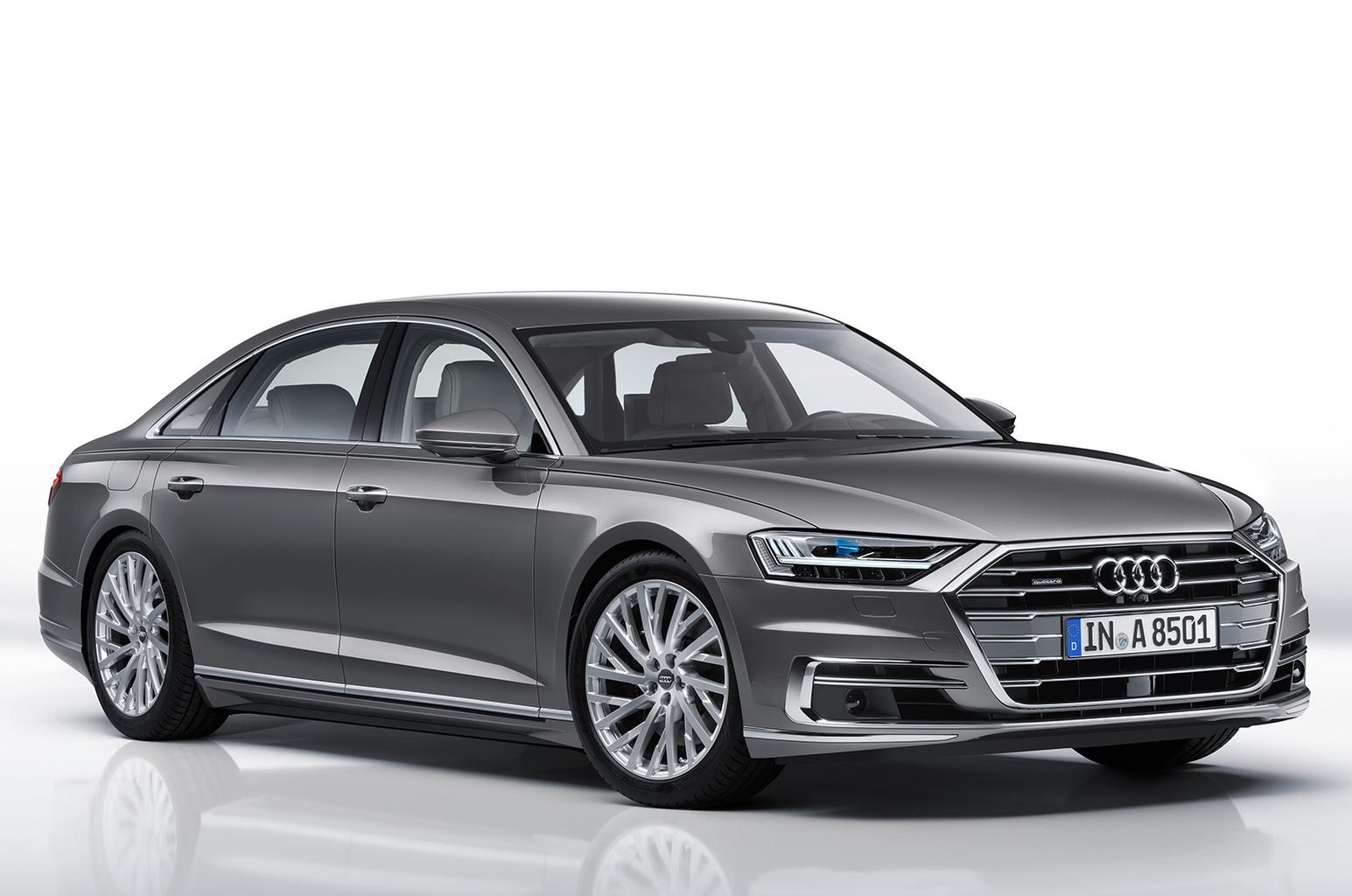 Audi adopts new naming structure