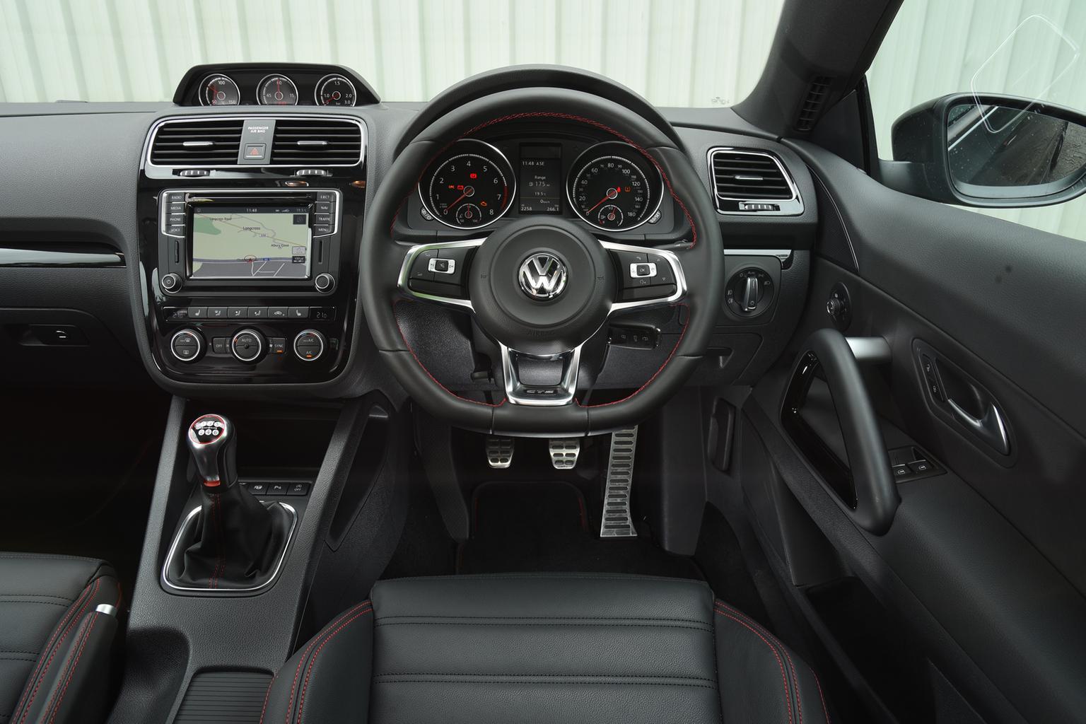 2016 Volkswagen Scirocco GTS review