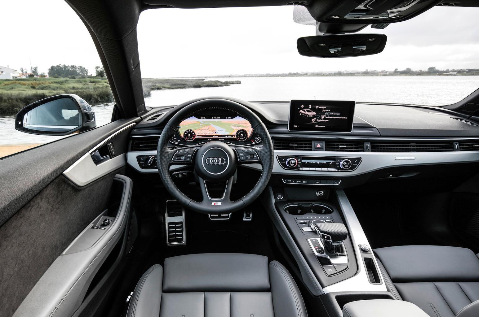 2016 Audi A5 3.0 TDI 286 review