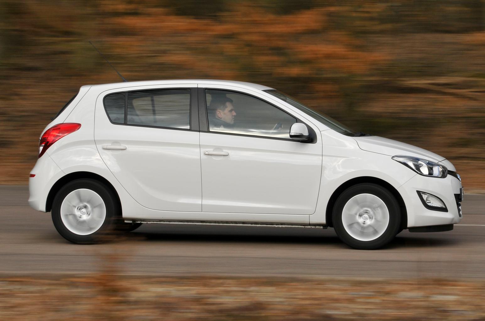 Used Ford Fiesta vs Renault Clio vs Hyundai i20
